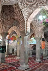 اثر تاریخی مسجد سنگی شهر ترک