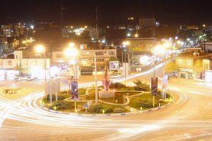 شهرستان میانه