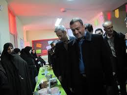 حضور فرماندار وبخشدار در جشنواره اونلیق