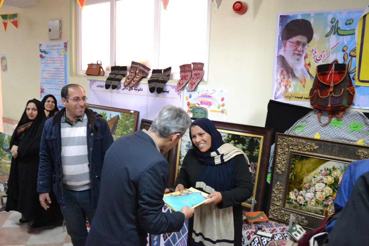 You are currently viewing جشنواره نان فطیروغذای محلی آونلیق