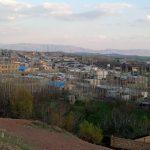 نمایی از روستای اونلیق